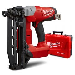 Milwaukee M18CN16GS-0C 18V Li-ion Cordless Fuel 16ga Straight Finish Nailer - Skin Only