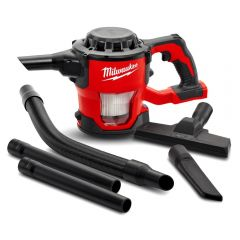Milwaukee M18CV-0 18V Li-ion Cordless Compact Vacuum Cleaner - Skin Only