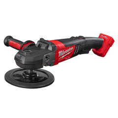 "Milwaukee M18FAP180-0 18V Li-ion 180mm (7"") Cordless Fuel Rotary Polisher - Skin Only"