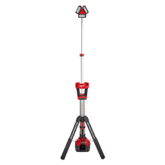 Milwaukee M18HSAL-0 18V Li-ion Cordless LED Stand Light / Charger - Skin Only