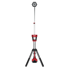 Milwaukee M18SAL-0 18V Li-ion Cordless Trueview LED Stand Light Torch - Skin Only