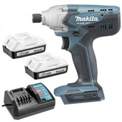 Makita M6901DWEG 18V 1.3Ah Li-ion MT Series Cordless Impact Driver Combo Kit