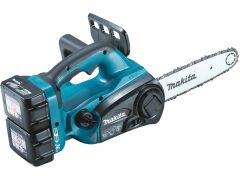 Makita DUC252Z Mobile Chainsaw, 250mm, 18V x 2 (36V) Li-Ion, Skin (Tool Only) - (IN STORE PICK UP Only)