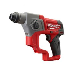 Milwaukee M12 FUEL Brushless SDS Rotary Hammer - Tool Only