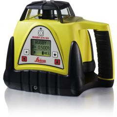 Rugby 270SG Single Grade Laser + RE Digital with NiMH Batteries