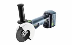 Festool 205271 AGC 18V 125mm Cordless Angle Grinder Plus 5.2Ah Set