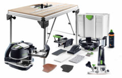 Festool 574874 KA 65 Conturo Edge Bander Perfect Edge Set