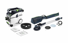 Festool 270937 LHS E 225 Planex Easy & CTM 36 Class Extractor Set