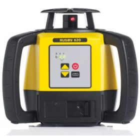 Rugby 620 Rotating Laser Level with Basic Receiver